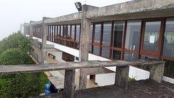 Restaurante do Santuário com a sua vista panorâmica
