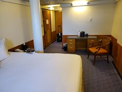 Deluxe Rooms are a rip-off
