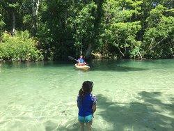 Amazing kayaking trip