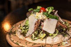 Beef-Steak Salat