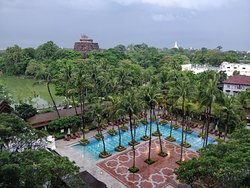 Excellent stay in Yangon!
