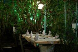 Romantic atmosphere!