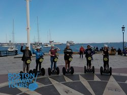 Top rated on #tripadvisor, brings #family together, creates #memories that last a lifetime. #Boston #Segway #Tours 😎www.bostonsegwaytours.net