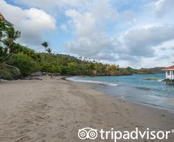 Beach at the Luxury Bahia Principe Samana