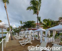 The Main Pool at the Luxury Bahia Principe Samana