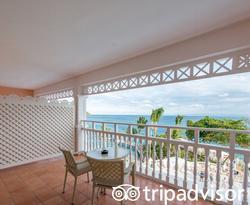 The Superior Sea View at the Luxury Bahia Principe Samana