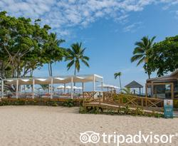 The Beach Pool at the Emotions by Hodelpa Playa Dorada