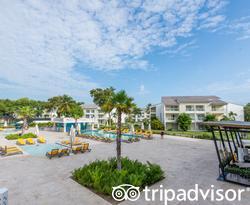 The Main Pool at the Emotions by Hodelpa Playa Dorada