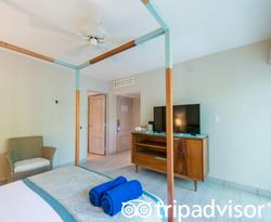 The Garden View Room at the VH Atmosphere Adults Only & Beach Club