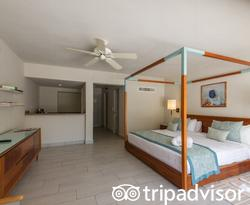 The Honeymoon Suite at the VH Atmosphere Adults Only & Beach Club