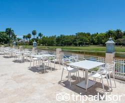 El Lago Buffet at the VH Atmosphere Adults Only & Beach Club