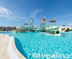 The Aqua Fun Park at The Grand Reserve At Paradisus Palma Real