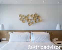 The King Bed Master Suite at The Grand Reserve At Paradisus Palma Real