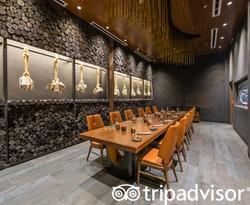 Mina Steak House at The Grand Reserve At Paradisus Palma Real
