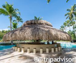 Pool Bar at the Impressive Resort & Spa Punta Cana