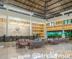 Lobby at the Impressive Resort & Spa Punta Cana