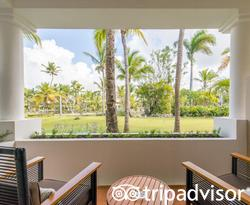 The Standard Room at the Melia Punta Cana Beach Resort