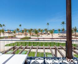 The Royal Master Suite Ocean View at the Ocean El Faro