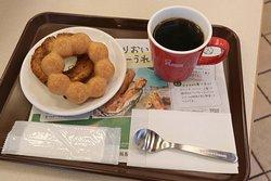 ドーナツとコーヒー、定番のオイシサ。