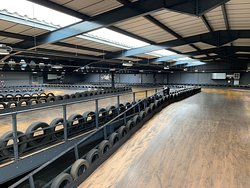 TeamSport Indoor Go Karting Dunstable