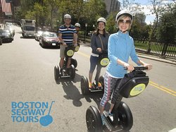 Looking for #fun? We're the one! From #friends to #family, we get it done 😃 #Boston #Segway #Tours Call 617-421-1234 or visit us online at www.bostonsegwaytours.net