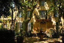 Jardin Du Domaine D'orvès