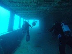 Jotos divers crew, buceo malta