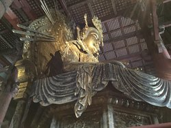 The Goddess Kannon. in the profile.