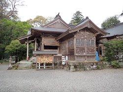 Tsuma Kirishima Shrine