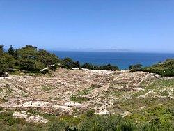 Kamiros - Ancient City