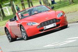 My Aston Martin (well, not mine actually!)