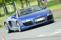 The Audi R8, my second favourite