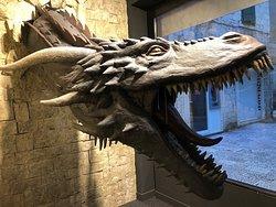 Game of Thrones Museum Split