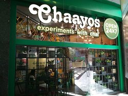 Chaayos #Experiment with Tea