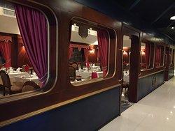 Restaurant français. Pacification Express