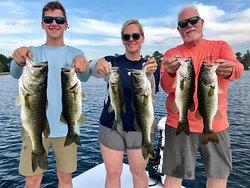 Native Bass Fishing Charters Orlando