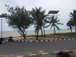 On Namrin Beach