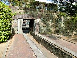 高崎城跡~4(城跡・公園入口内側)