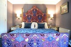 Windsor. One of 12 en suite bedrooms all named after different castles.