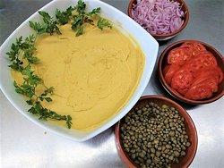 'Fava' - Greek traditional recipe