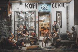 Front of Kopi Cukil