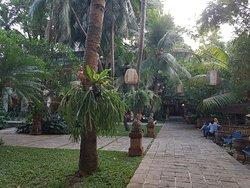 Foto suasana areal sekitar Lobby pada 29 Sept 2018 yang lalu :)