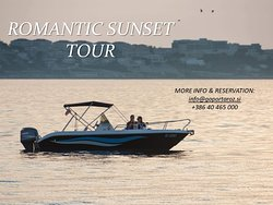 SUNSET BOAT TRIP ... 1h cruising along the bay with aperitivo on boat