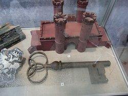 Ключ от Фридрихсбургских ворот