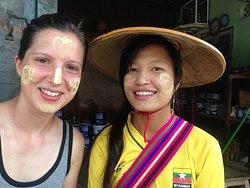 Amazing trek to Inle with Rosie