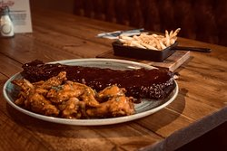 Bottomless Ribs & Wings Every Wednesday From 5pm