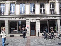 Office de Tourisme de Strasbourg et sa Region