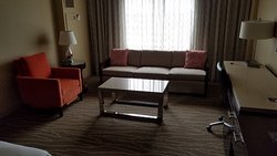 Solid hotel, good rooms, staff, and facilities