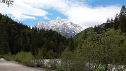 Vrsic Pass - Julian Alps