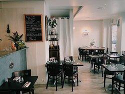 Quelques photos du restaurant ~ 👀